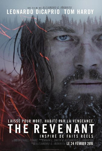 the-revenant-affiche film